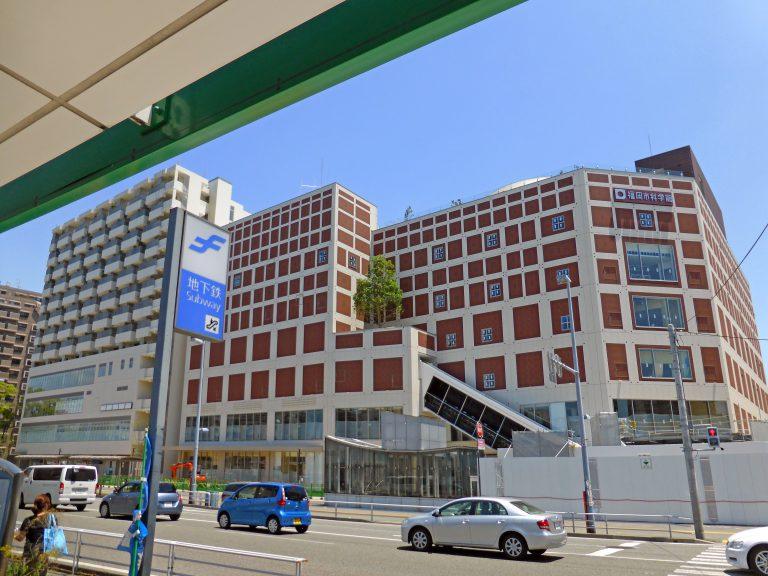 九州大学跡地 複合商業施設「六本松421」の画像